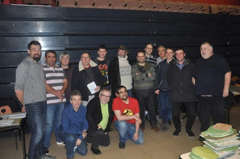 Participants tournoi NPOW